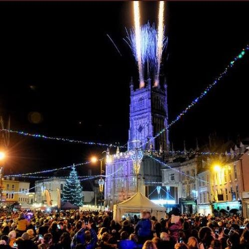 Cirencester Advent Mkt