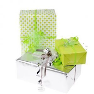 Gifts - lime